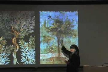 Lecture: Painting Palaces and Villas in the First Century A.D.