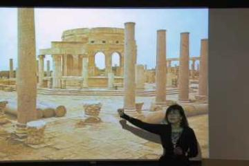 Lecture: Roman North Africa: Timgad and Leptis Magna