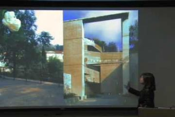 Lecture: Discovering the Roman Provinces and Designing a Roman City