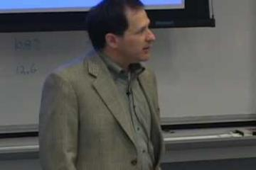Lecture: Genetic Engineering and Society XXVII