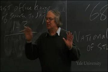 Lecture: May 1968