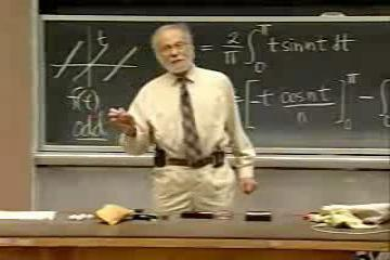 Lecture: More General Periods; Even and Odd Functions; Periodic Extension