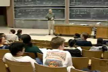 Lecture: First-Order Systems of ODE's; Solution by Elimination, Geometric Interpretation