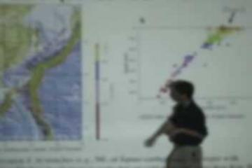 Lecture: Blue Planet: Oceanography V