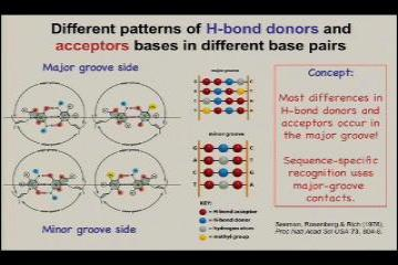 Lecture: Not your grandfathers DNA - Variations in DNA structure