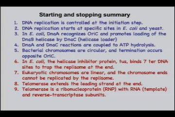 Lecture: You say you want a revolution: DNA analysis methods