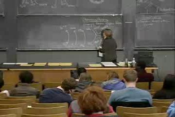 Lecture: Carbon and Energy Metabolism