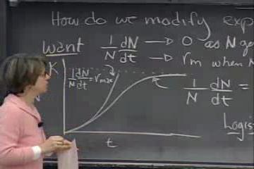 Lecture: Population Growth II