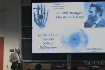 Lecture: X-Ray Diffraction