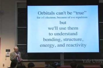 Lecture: Orbital Correction and Plum-Pudding Molecules