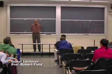 Lecture: Internal energy, expansion work