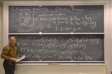 Lecture: Introduction to Statistical Mechanics