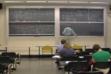 Lecture: Steady-state Equilibrium Approximations