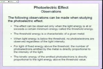 Lecture: All Aglow: Light Energy