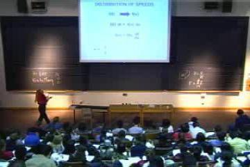 Lecture: Kinetic Theory - Behavior of Gases