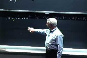 Lecture: Floating point numbers