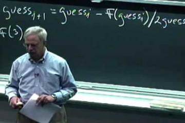 Lecture: Bisection methods