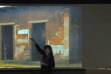 Lecture: Habitats at Herculaneum and Early Roman Interior Decoration