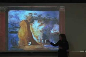 Lecture: Exploring Special Subjects on Pompeian Walls