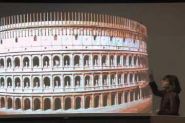 Lecture: The Colosseum and Contemporary Architecture in Rome