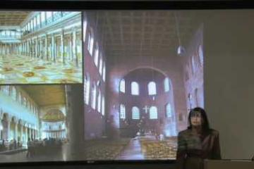 Lecture: Rome of Constantine and a New Rome