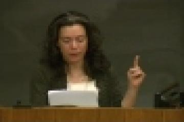 Lecture: Resistance or Rebellion? (Or, What the Heck is Happening in Boston?)