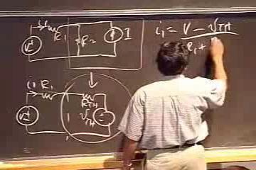 Lecture: Superposition, Thevenin and Norton