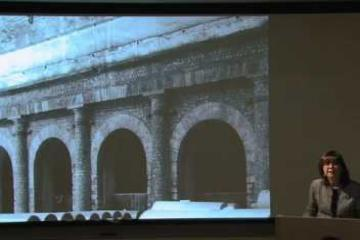 Lecture: Technology and Revolution in Roman Architecture